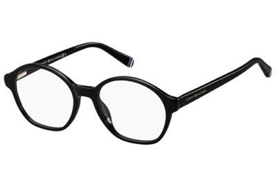 Tommy Hilfiger Th 1683 807/18 BLACK 49 Women's Eyeglasses