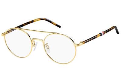 Tommy Hilfiger Th 1738/g J5G/21 GOLD 52 Men's Eyeglasses