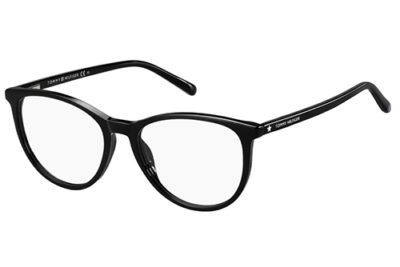 Tommy Hilfiger Th 1751 807/17 BLACK 52 Women's Eyeglasses