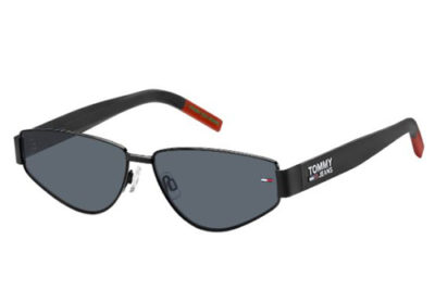 Tommy Hilfiger Tj 0006/s 807/IR BLACK 60 Unisex Sunglasses