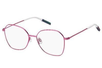 Tommy Hilfiger Tj 0016 GMY/16 MATT FUCHSIA 54 Women's Eyeglasses
