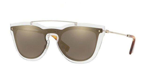 Valentino 4008 50245A 37 Women's Sunglasses