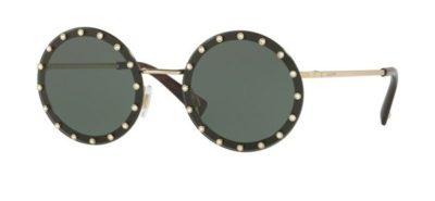Valentino 2010B 300371 52 Women's Sunglasses