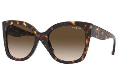 Vogue 5338S W65613 54 Women's Sunglasses