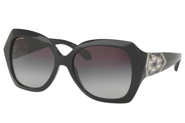 Bvlgari 8182B 901/8G 55 Women's Sunglasses