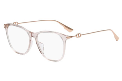 Christian Dior Diorsighto3 FWM/16 NUDE 55 Women's Eyeglasses