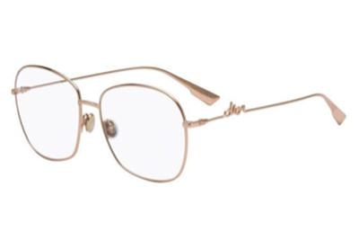 Christian Dior Diorsignatureo3 DDB/16 GOLD COPPER 57 Women's Eyeglasses