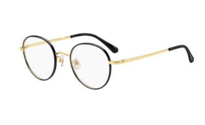 Kate Spade Helka/f 2M2/22 BLACK GOLD 49 Women's Eyeglasses
