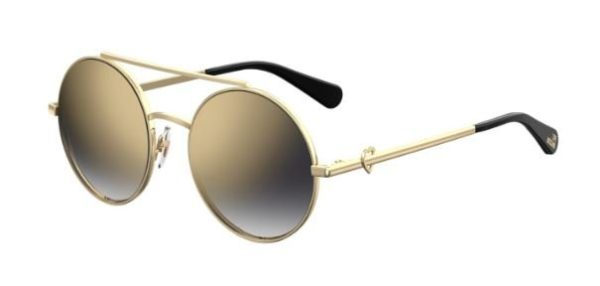 Moschino Mol009/s 807/FQ BLACK 56 Women's Sunglasses