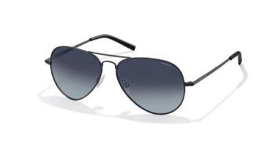 Polaroid Pld 1017/s 003/WJ MATT BLACK 58 Unisex Sunglasses