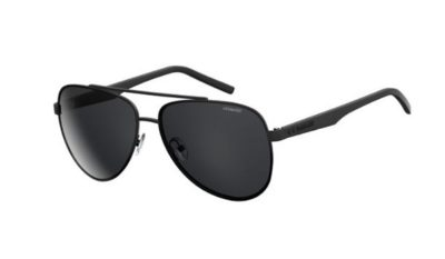 Polaroid Pld 2043/s 807/M9 BLACK 61 Men's Sunglasses