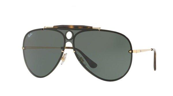 Ray-Ban 3581N 001/71 32 Unisex Sunglasses