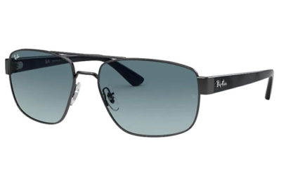 Ray-Ban 3663 004/3M 60 Men's Sunglasses