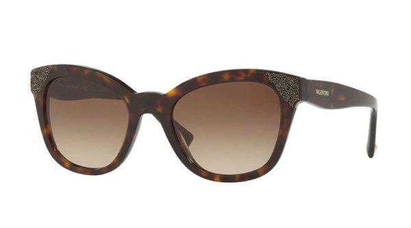 Valentino 4005 502213 52 Women's Sunglasses