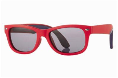 CentroStyle 16952N MATT RED/BLUE+POLAR LEN   Sunglasses
