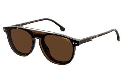 Carrera Cst 2024t/c 086/70 DARK HAVANA 47 Unisex Eyeglasses