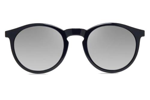 MODO BRYCE clip on dark blue 49 Unisex Eyeglasses