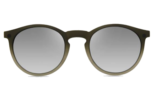MODO BRYCE clip on moss 49 Unisex Eyeglasses