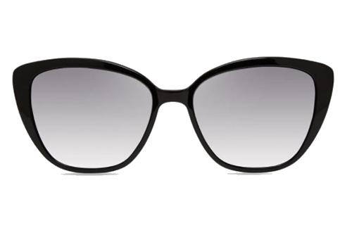 MODO GILA clip on black 55 Women's Eyeglasses