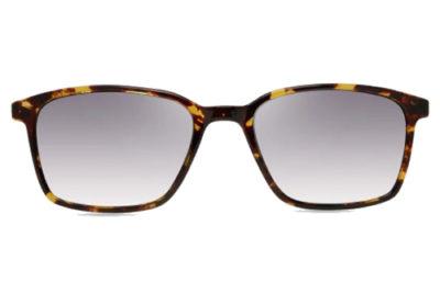 MODO KASAI clip on dark tort 52 Men's Eyeglasses