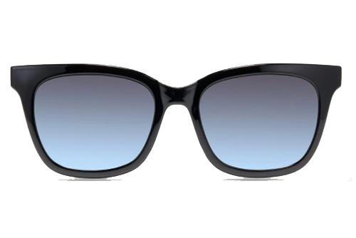 MODO WIILLOW clip on black 52 Women's Sunglasses