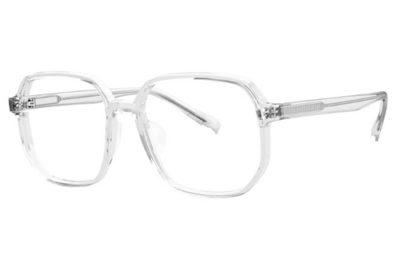 Bolon BJ3091 transparent 54 Unisex eyeglasses