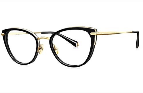Bolon BJ6073 B12 black 49 Women's Eyeglasses