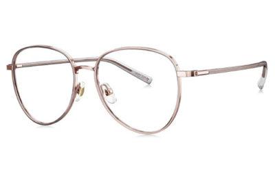 Bolon BJ7085 rose gold transparent 54 Women's Eyeglasses