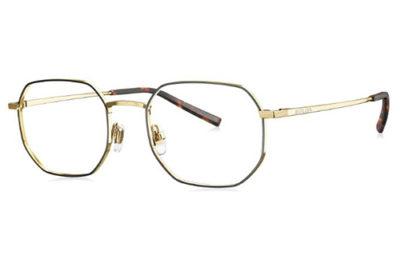 Bolon BJ7107 light gold|black 51 Unisex eyeglasses