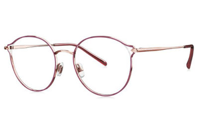Bolon BJ7120 rose gold|rose red 51 Women's Eyeglasses