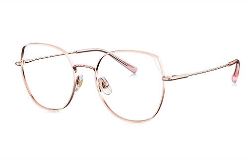 Bolon BJ7129 B30 rose gold 52 Women's Eyeglasses