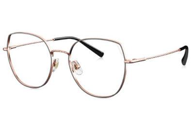 Bolon BJ7129 rose gold black 52 Women's Eyeglasses