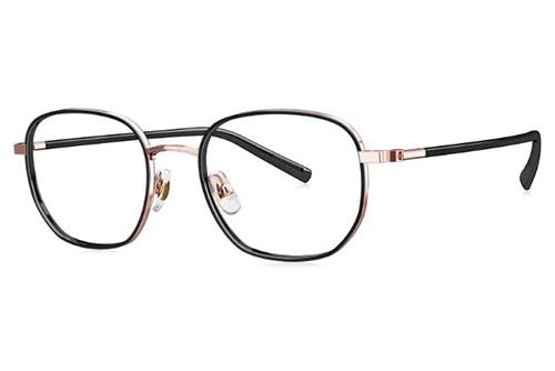 Bolon BJ7153 rose gold black 50 Women's Eyeglasses