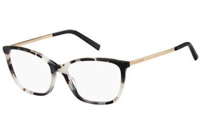 Marc Jacobs Marc 436/n TCB/17 BLK WHITE HV 55 Women's Eyeglasses