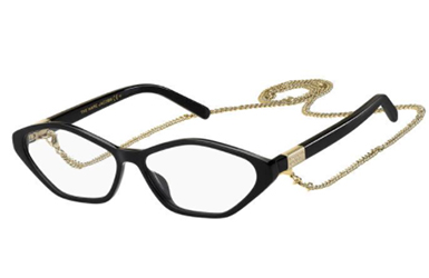 Marc Jacobs Marc 498 807/14 BLACK 55 Women's Eyeglasses
