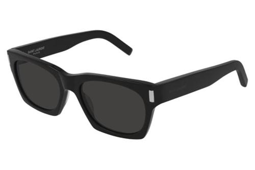 Saint Laurent SL 402 001 black black black 54 Unisex Sunglasses