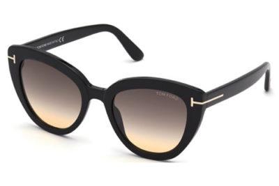 Tom Ford FT0845 01B 53 Women's Sunglasses