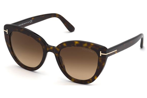 Tom Ford FT0845 52F 53 Women's Sunglasses