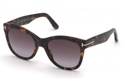 Tom Ford FT0870 52T 54 Sunglasses