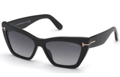 Tom Ford FT0871 01B 56 Sunglasses