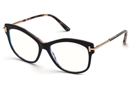 Tom Ford FT5705 05B 56 Women's Eyeglasses