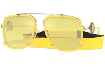 Versace 2233  14736D 60 Men's Sunglasses