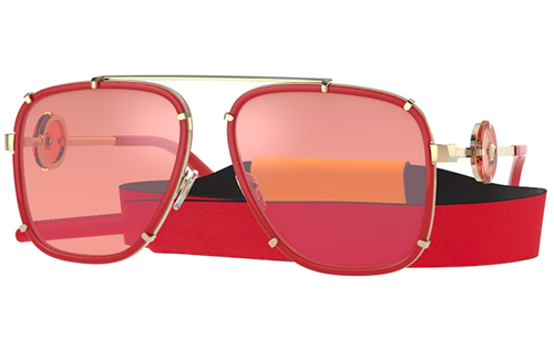 Versace 2233  1472C8 60 Men's Sunglasses