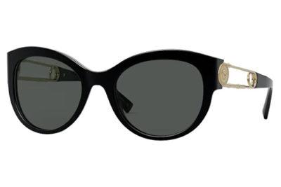 Versace 4389  GB1/87 55 Women's Sunglasses