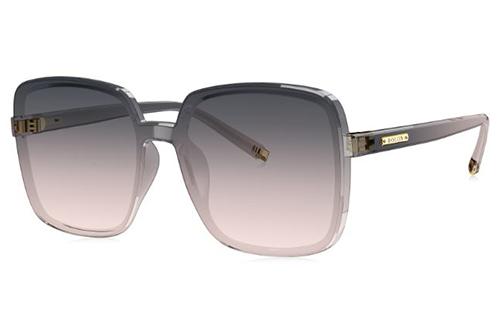 Bolon BL5050 F33 grey blue transparent p 144 Women's Sunglasses