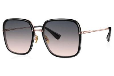 Bolon BL6096 A13 rose gold|black 56 Women's Sunglasses