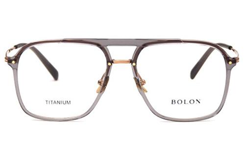 Bolon BT6001B13 transparent gray   rose g 54 Eyeglasses
