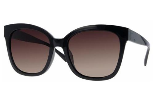 CentroStyle S010956001020 SHI.BLACK/ASTE B Women's Sunglasses
