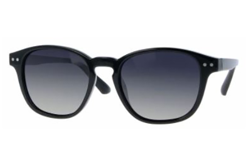 CentroStyle S011251001019 SHINY BLACK/ASTE Unisex Sunglasses