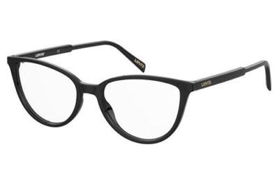 Levi's Lv 1015 807/16 BLACK 51 Women's Eyeglasses